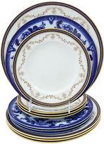 One Kings Lane Vintage Antique English Mixed Dinnerware, 12 Pcs