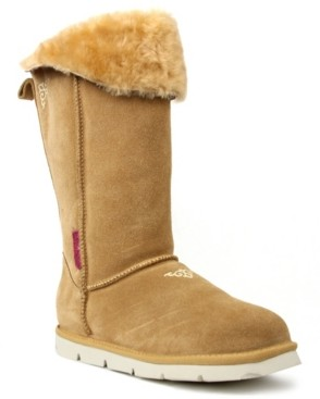 Superlamb Women's Mongol Extra Wide Calf Boots Women's Shoes