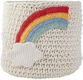 Knit Nursery Bins (Rainbow)