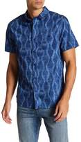 Threads 4 Thought Batik Short Sleeve Shirt