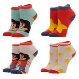 Bioworld Steven Universe Ankle Socks 4 Pack