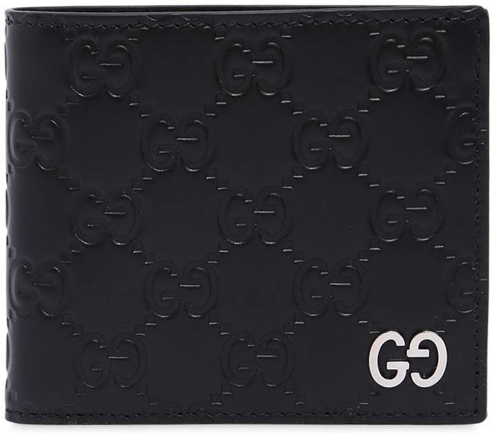 Gucci Gg Signature Leather Classic Wallet
