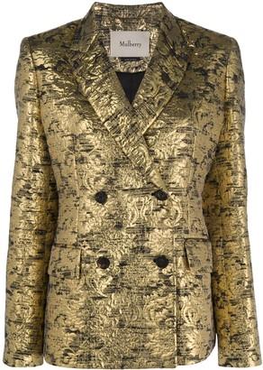 Mulberry Emili jacquard jacket