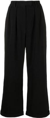 Katharine Hamnett Camilla organic cotton moleskin trousers