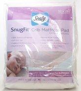 Sealy SnugFit Crib Mattress Pad by