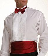 Daniel Cremieux Solid Bow Tie & Cummerbund Set