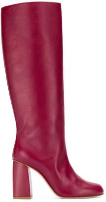 RED Valentino RED(V) high boots