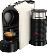 Breville NESPRESSO BEC300MW U Milk Coffee Machine White