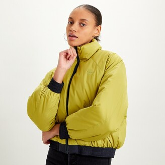 Levi's Recycled Reversible Padded Jacket with High-Neck