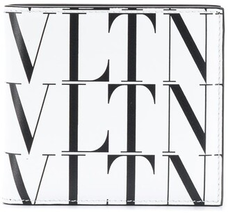 Valentino VLTN bi-fold wallet