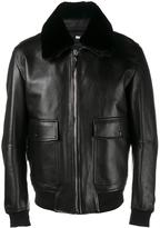 Christian Dior classic flight jacket
