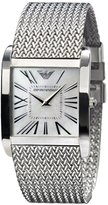 Emporio Armani Women's Super Slim AR2015 Stainless-Steel Quartz Watch with Dial