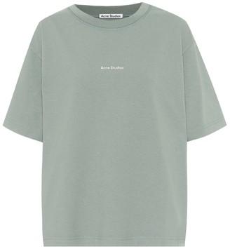 Acne Studios Logo cotton-jersey T-shirt