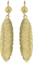 T Tahari Navete Drop Earrings