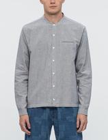 YMC 23 Skidoo L/S Shirt