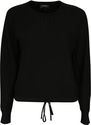 A.P.C. Taeko Merino Wool Pullover