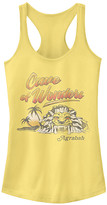 Fifth Sun Women's Tank Tops BANANA - Aladdin Banana 'Cave of Wonder' Racerback Tank - Women & Juniors