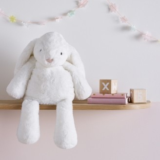 The White Company Jellycat Huge Smudge Bunny , White, One Size