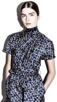 3.1 Phillip Lim Printed short-sleeve blouse