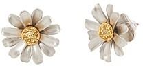 Kate Spade Into the Bloom Flower Stud Earrings