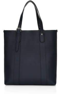 Dunhill Hampstead North South Leather Tote
