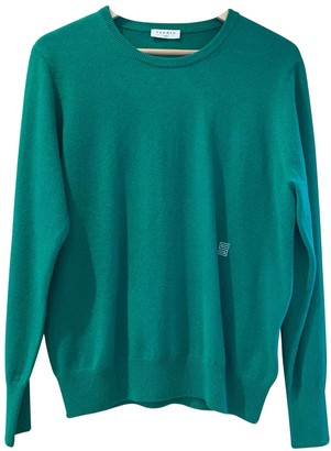 Sandro Fall Winter 2018 Green Cashmere Knitwear for Women