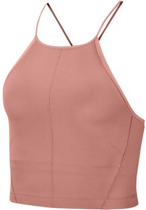 Nike Womens Yoga Infinalon Cropped Tank