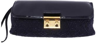 Louis Vuitton Black Denim - Jeans Clutch bags