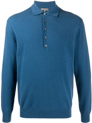 N.Peal Cashmere Polo Shirt