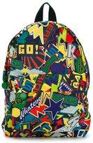Stella McCartney 'Splat' backpack
