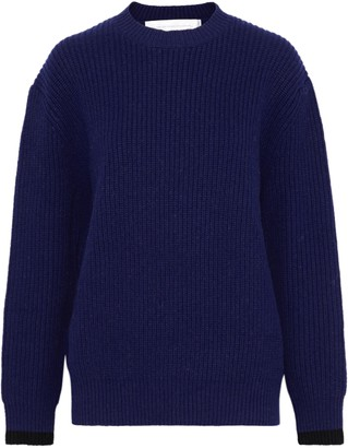 Victoria Victoria Beckham Victoria, Victoria Beckham Ribbed Wool Sweater