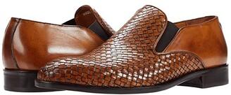 Massimo Matteo Woven Gore Slip-On (Cuoio) Men's Shoes