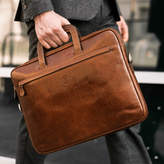 Maxwell Scott Bags Handcrafted Fine Leather Document Case. 'The Tutti'