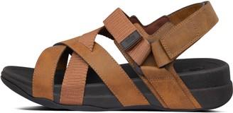 FitFlop Adonis Adjustable Back-Strap Sandals