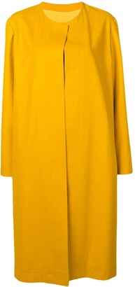 Liska Yarden long cashmere coat