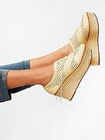 Schutz Jules Platform Menswear Loafer by at Free People