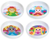 French Bull Princess Kids' Bowls in Multi (Set of 4)