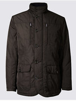 M&S Collection Jacket with StormwearTM & ThinsulateTM