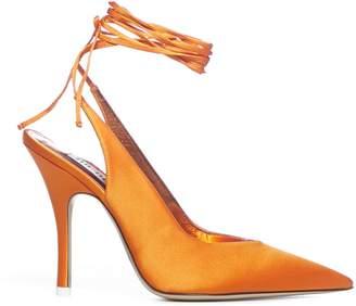 ATTICO The Slingback 100 Mm High-heeled Shoe