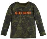 Under Armour Boys' Infant UA I Hunt Long Sleeve
