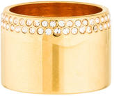 Vita Fede Crystal Wide Band Ring