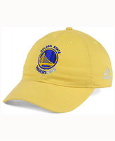 adidas Golden State Warriors Relaxed Club Adjustable Cap