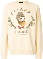 DSQUARED2 Canada Hiking sweatshirt