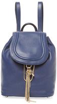 Diane von Furstenberg Love Power Leather Backpack