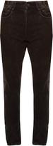 Givenchy Stud-embellished Cuban-fit jeans