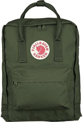 Fjallraven Kanken Backpack - Forest Green