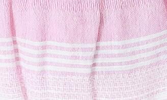 TINY TRIBE Stripe Frill Romper