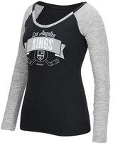 Reebok Women's Long-Sleeve Los Angeles Kings Approval T-Shirt