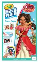 Crayola Color Wonder Poster Pages, Mess Free - Barbie