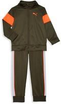 Puma Little Boy's 2-Piece Track Jacket & Pants